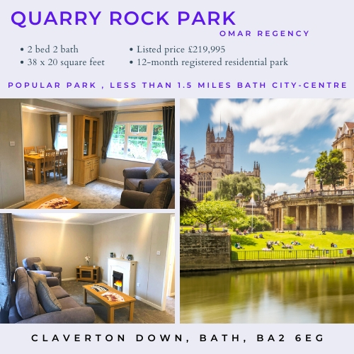 Omar Regency at Quarry Rock Park