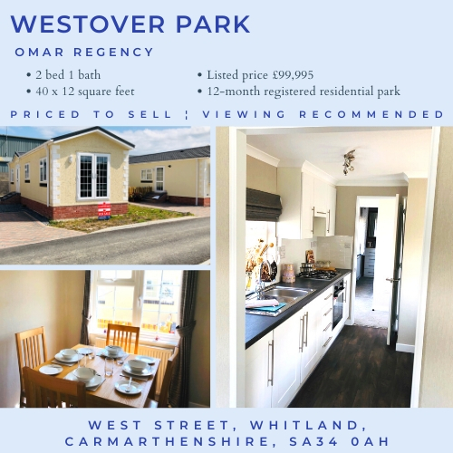 Omar Regency at Westover Park