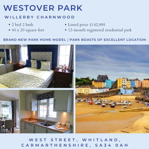 Willerby Charnwood at Westover Park