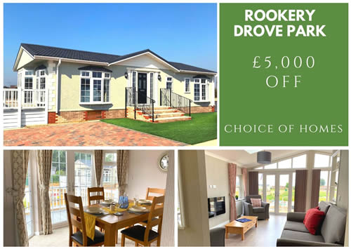 Home £5,000 Rookery Drove Park