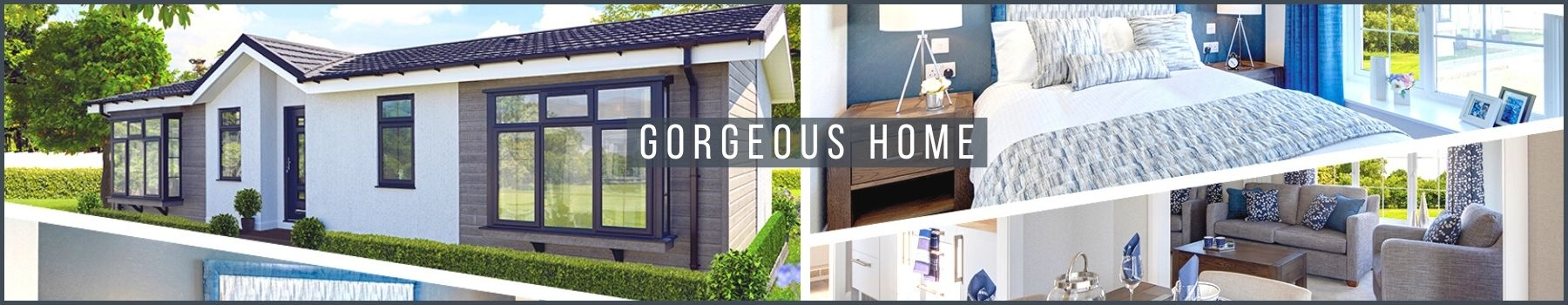 Willerby Charnwood Gorgeous Home Banner