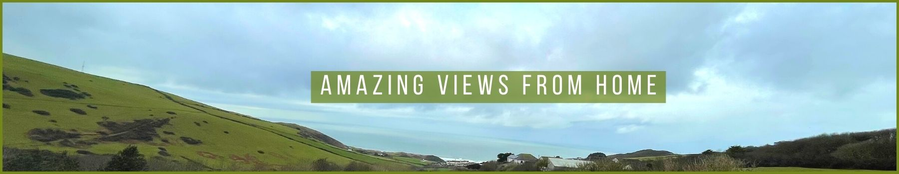 Amazing Views from Home Banner