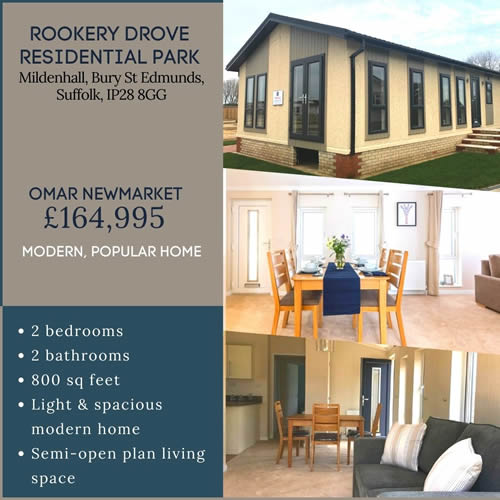 Omar Newmarket Rookery Drove 164995